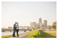 Des Moines Iowa Engagement Photography by Sarah Urich owner of ZTS Photo http://www.ztsblog.com