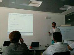 En Andalucíalab hablando de LinkedIn.