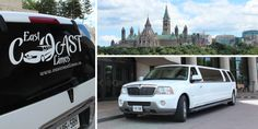 Whether you're looking for an elegant night out or simply a fun day with some friends, look no further; Ottawa's friendliest limousine service, East Coast Limos, has got you covered.