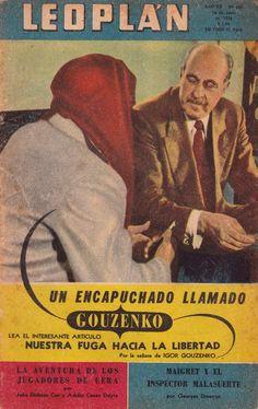 Argentina, 1954.