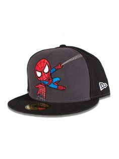 buy online e6f8c af582 Hats - Marvel. Fitted Baseball CapsCaps HatsMust HavesSnapbackDaydreamSpiderBaseball  HatSpidersSnapback Hats. tokidoki x Marvel Spidey ...