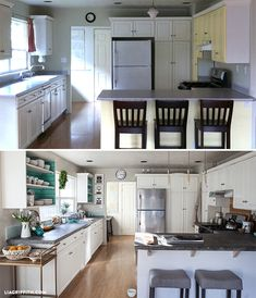 Home Tour: My Kitchen in Scandinavian Style - Lia Griffith