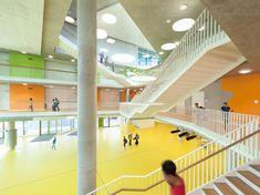 Gymnasium, Ergolding