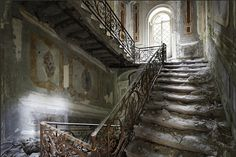 henk van rensbergen photos pinterest staircases building and abandoned places. Black Bedroom Furniture Sets. Home Design Ideas
