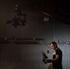 On a shoot back in early January for the new Limerick brand with @wearetruemedia.  Operating a mimic for the Freefly Systems Movi stabilizer which we had on an extended crane to get the unique shots we needed. The mimic allowed fully wireless control (with no lag) of the camera movement as it was hoisted well above us.  Really grateful to @seanjcurtin that he brought me in to assist on set with these shoots on this project and get experience shooting with these toys.  . . .  : Sean Curtin The Mimic, Camera Movements, On Set, Crane, Grateful, January, Shots, Bring It On, Unique