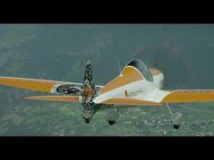 (1) Hamilton Silence Aircraft Twister - YouTube