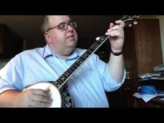 Banjo Lesson: Old-Time Thumb Lead Two-Finger Picking -- Groundhog - YouTube