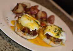 First Light Breakfast & Burgers l Soups, Salads, Sandwiches, Kid's Baskets l Fresh & Made To Order l Located in TimBuck II l Corolla, NC l www.CarolinaDesigns.com