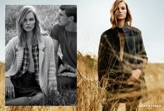 Clement Chabernaud for Lucky Brand Fall Winter 2015