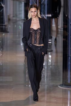 Pin for Later: The 9 Paris Fashion Week Trends to Know For Autumn '16  Anthony Vaccarello