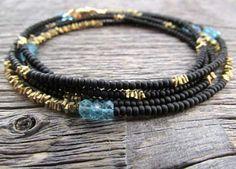 envelopper le bracelet de perle, bracelet végétalien, bracelet de pierres précieuses, guérir, bracelet, bracelet de pile, bracelet de chakra, bracelet d