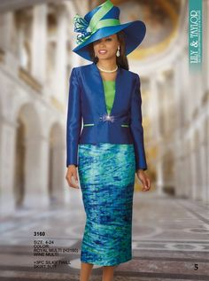 Lily And Taylor Suits Womens Church Hats Donna Vinci Lilly Mode . Church Suits And Hats, Women Church Suits, Church Attire, Church Hats, Church Dresses, Church Outfits, Suits For Women, Ladies Suits, Women's Suits