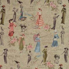 A Ladies' Diary-Wilmington Prints