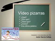 vídeos didácticos  #FlippedClassroom #TICedu