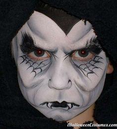 xmonster makeup best of halloween - Halloween Costumes 2013