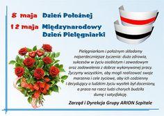 ARION Szpitale sp. z o.o. - Międzynarodowy Dzień Pielęgniarek i Położnych