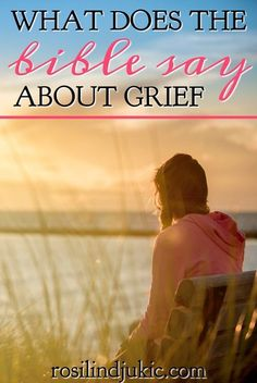 One of the most difficult emotions is grief and learning how to balance being overwhelmed by grief and shutting down requires knowing what the Bible says.