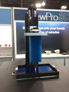 3D Printing at CES: The Printers