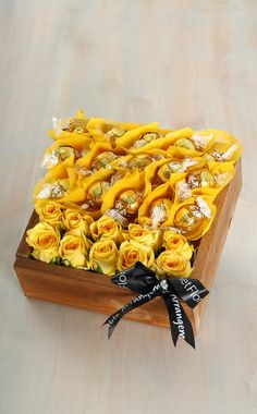 Spring time is a time to step out of the confines of your home and blossom into the social butterfly that you truly are. While reconnecting with those special people in your life, indulge them in vibrant and decadent chocolate crates that they can delight in. Shop on NetFlorist and find the perfect one for them! Spoil Yourself, Personalized Wine, Decadent Chocolate, Special People, Spring Day, The Fresh, Cool Gifts, Wines, Crates