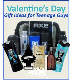 Check out the newest post (Valentine Gifts for Teenage Guys) on 3 Boys and a Dog at 3boysandadog.com/...