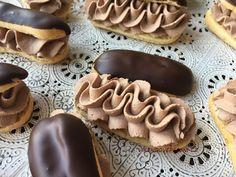VÍKENDOVÉ PEČENÍ: Banánky s pařížskou šlehačkou Ham, Cheesecake, Sweets, Cookies, Baking, Desserts, Recipes, Blog, Christmas Ideas