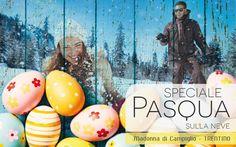 Dal 4 al 11 aprile una Pasqua sulla neve con noi! Vedi subito l'offerta sul sito  http://www.hotelchaletdelbrenta.com/pasqua-2015 . Ti aspettiamo #MadonnaDiCampiglio