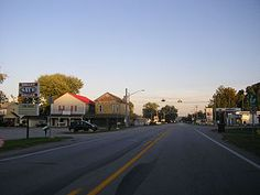 Borden, Indiana....Love my little town, cant imagine being anywhere else!