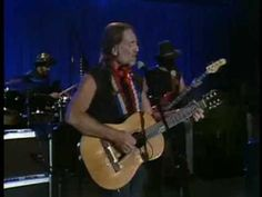 Willie Nelson - In The Sweet By And By - a Sanford Bennett and Joseph Webster song, via YouTube.