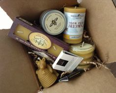 Flicker Box Review - Monthly Candle Subscription Service - May 2013 #subscriptionbox
