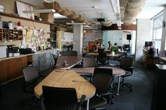 Welcome to Impact Hub Bay Area Office Interior Design, Office Interiors, Cool Office Space, Mechanical Engineering, Cool Stuff, Vienna, Table, Furniture, Google Search