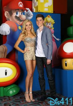 Happy Birthday To Peyton List And Spencer List April 6, 2014