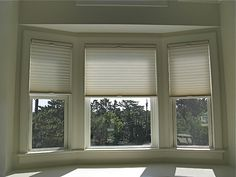Bay windows on pinterest bay windows bay window treatments and