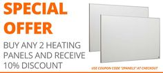 iHeat Systems is a reputed distributor of infrared panel heaters in Ireland provides best infrared heating solutions for your homes and offices    #InfraredHeatingPanels    #iHeatSystems