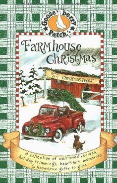 We love Farmhouse Christmas!!