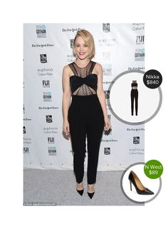 Rachel McAdams at the Gotham Independent Film Awards - seen in Christian Louboutin and Nikka. #christianlouboutin #nikka  #rachelmcadams @dejamoda