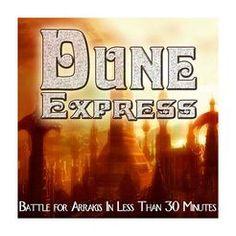 Dune Express | Board Game | BoardGameGeek