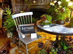 A green sitting for Terrain Westport