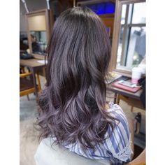 purple + ash