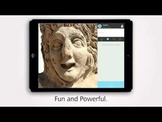 AutoDesk 123D Catch for iOS 7 or PC. Also launch free online and create 3D models from your own photographs