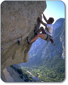 Climbing in Little Cottonwood Canyon, Utah. Rock climbing leads to gorgeous views Rock Climbing Training, Ice Climbing, Outdoor Life, Outdoor Camping, Climbing Backpack, Cottonwood Canyon, Bagdad, Extreme Sports, Mountaineering