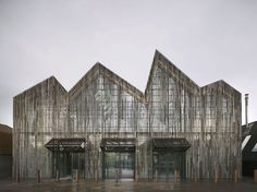 Kaap Skil, Maritime and Beachcombers Museum by Mecanoo
