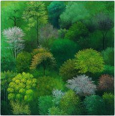 Astrid Preston - Spring Forest