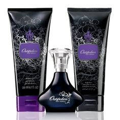 Get in the mood with the fabulous scents of iced berry shockingly contrasted with ultrafeminine tuberose absolute and leather. Valued at $58, the trio includes: Eau de Parfum Spray 1.7 fl. oz. A $34 value. Body Lotion 6.7 fl. oz. A $12 value. Shower Gel  6.7 fl. oz. A $12 value. #Fragrance  #Fergie  #Avonrep  #Avon #lotion  #ShowerGel   Buy Online at https://mervin01.avonrepresentative.com/