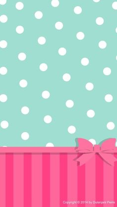 Cute bow cocoppa iphone wallpaper | dekopaj | Pinterest