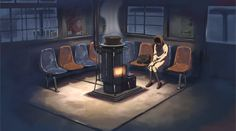 19:48:23 JR岩船駅 待合室 第1話、明里が貴樹を待ち続けていた、駅の待合室。 改札を出た貴樹が明里を見つけるカット。 岩船駅が無人駅となったのは2003年12月からなので、監督のロケハン時には既に無人駅であった。 そのため、劇中に登場する駅舎内の様子は有人駅時代のパンフレットを元に描かれているらしい。(未確認情報) 現在の駅舎は2006年に大規模な改築を受けた後の物。 この改築で、窓口や事務室部分が撤去されてしまっている。 写真には写っていないが、改札の窓口部分や、かつては券売機が埋め込まれていたであろう壁面は全て塞がれてしまっており、代わりに据え置き型の券売機が置かれている。 改札口に設置されている簡易SUICA端末が、全てを台無しに・・・。 劇中では時刻表が描かれていた改札口の上には、列車遅延などを知らせる電光掲示板が設置されており、時刻表は券売機の横に設置されている。  なお、劇中に登場する待合室内は、JR津軽線三厩駅の待合室がモチーフとなっている事を、監督自身がtwitterでつぶやいている。 (『雲のむこう~』のロケハン時の写真を使用した、との事。)