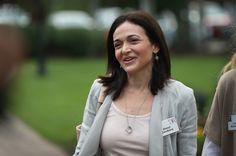 Sheryl Sandberg, corporate titan, learns the challenges of single parenthood