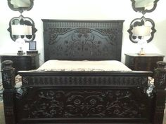 Wood Panel Bedroom Set For The Home Pinterest Bedrooms And Woods