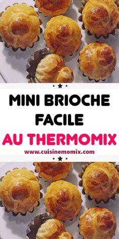 Thermomix Desserts, Birthday Brunch, Bread Bun, Empanadas, Crepes, Tea Time, Biscuits, Muffin, Good Food