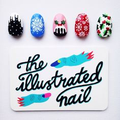 Christmas  The Illustrated Nail