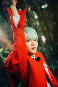 """ [Picture/Teaser] [24.11.2015] HwaYangYeonHwa Pt.2 Concept Photo - Papillon #Suga cr: bts.ibighit.com """